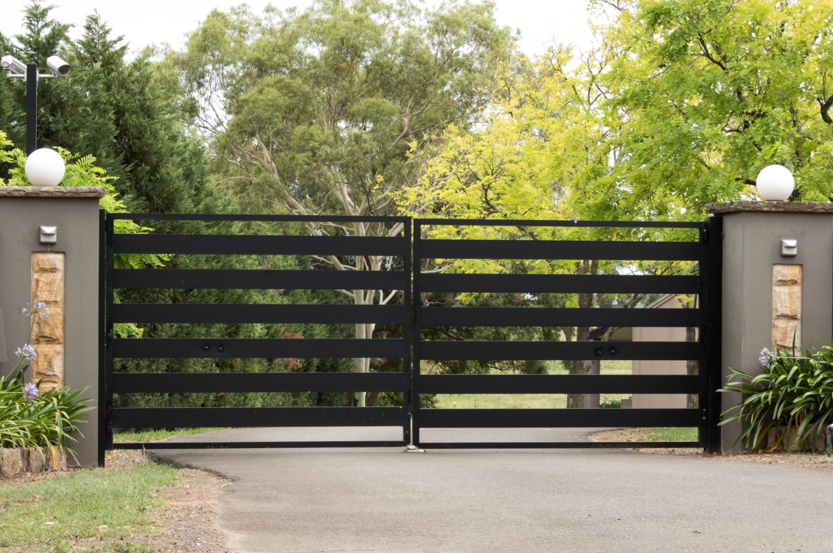 Residential Metal Gate Repair